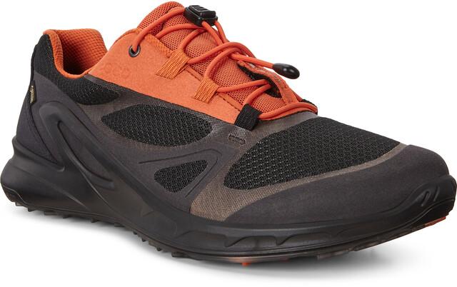 Biom Omniquest Schuhe Blackterracotta Ecco Herren c35RA4jLq